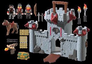 chateau playmobil réaliste